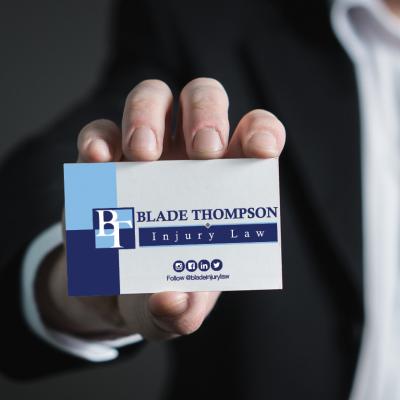 L. Blade Thompson Atlanta Car Accident Lawyer